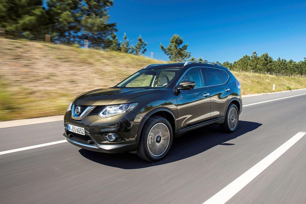Nissan X-Trail 1.6 DIG-T: Jetzt auch mit Benzinmotor. © spothits/Auto-Medienportal.Net/Nissan