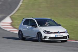 VW Golf GTI Clubsport: Spielkamerad für die Piste. © spothits/Auto-Medienportal.Net/Volkswagen