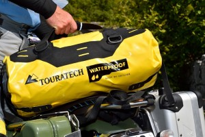 Ortlieb-Motorradtaschen: Touratech übernimmt Alleinvertrieb. © spothits/Auto-Medienportal.Net/Touratech