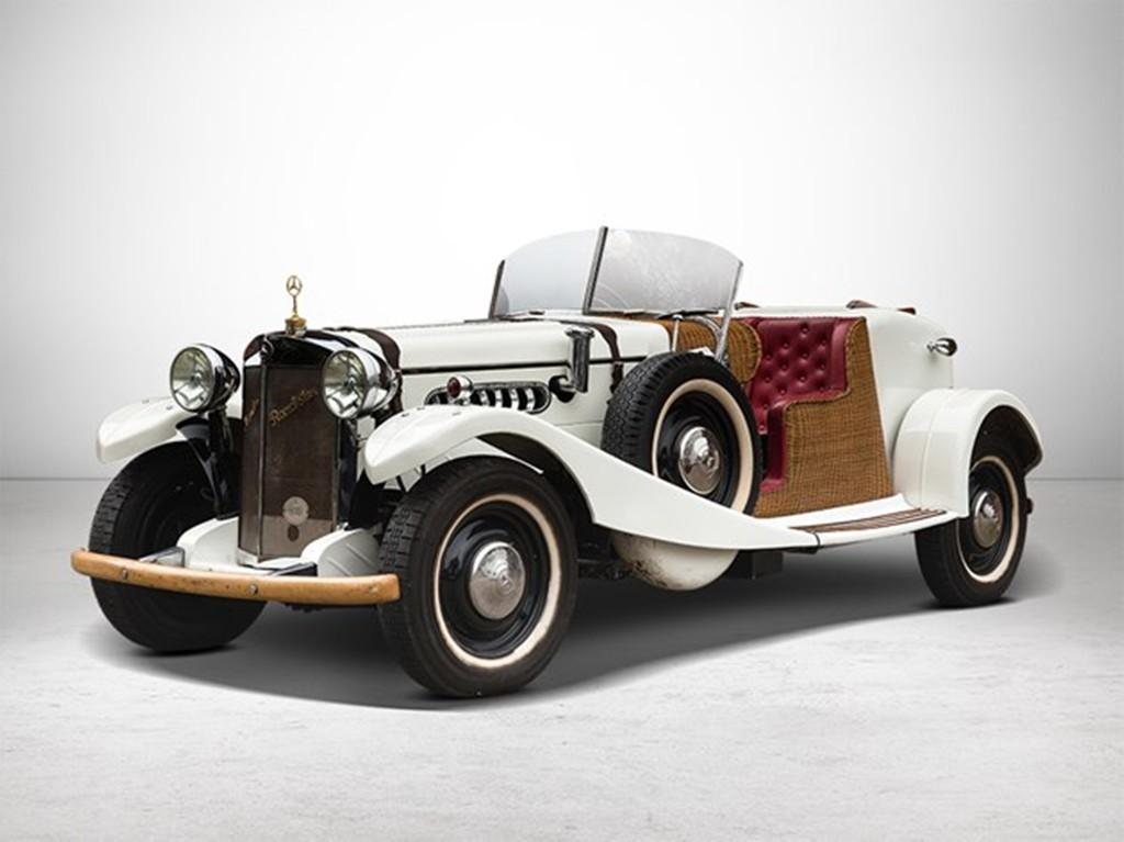 """Versteigerung """"Mercedes-Benz Only"""". © spothits/Auto-Medienportal.Net/Daimler"""