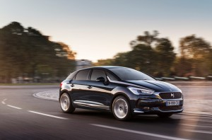 Test Citroen DS5 THP165 stopstart EAT6. © spothits/Citroen