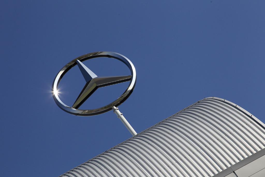 Mercedes-Benz fährt Absatzrekorde ein. © spothits/Auto-Medienportal.Net/Daimler