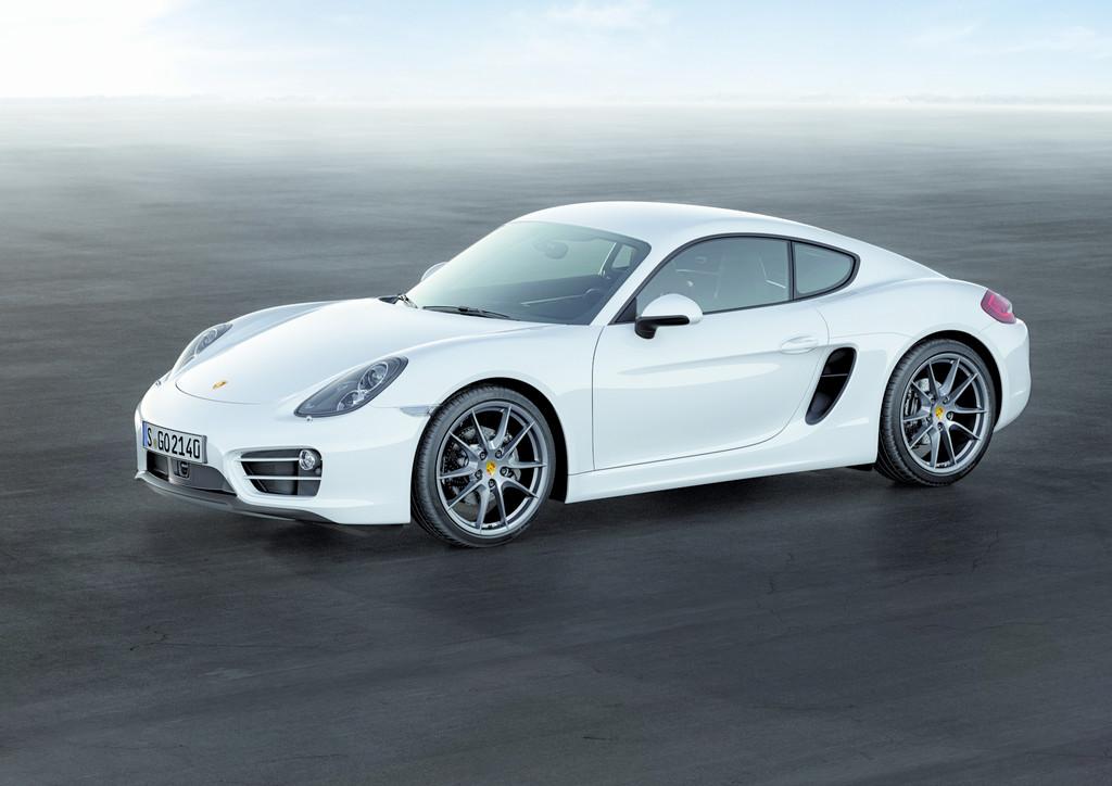 Porsche Boxster und Cayman bekommen eine Nummer. © spothits/Auto-Medienportal.Net/Porsche