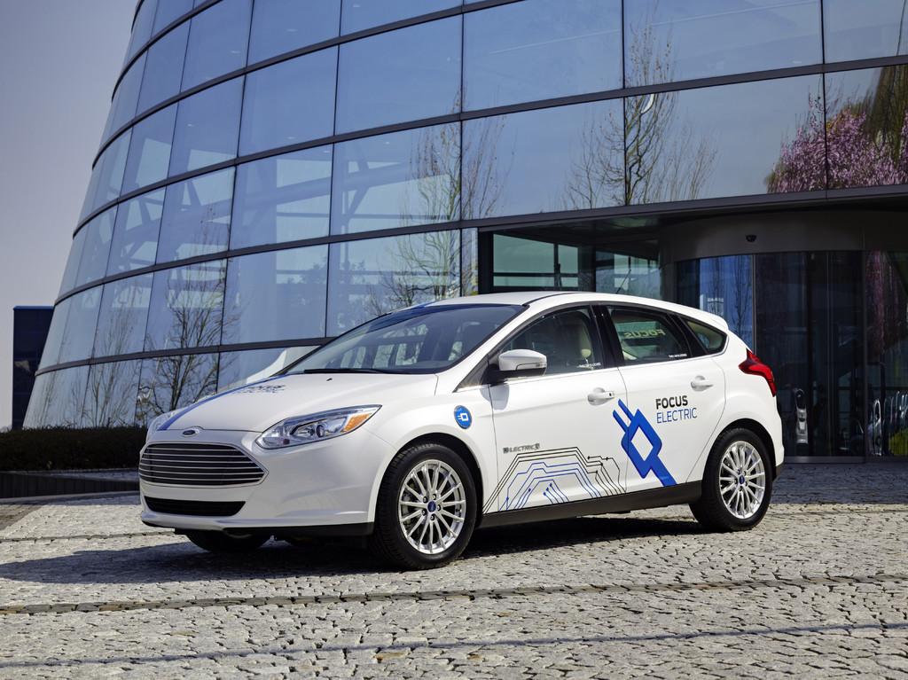 Ford zahlt fünf Milliarden auf die Elektro-Mobilität ein. © spothits/Auto-Medienportal.Net/Ford