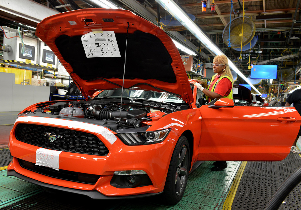 Ein gutes Jahr für die meisten Autokonzerne. © spothits/Auto-Medienportal.Net/Ford