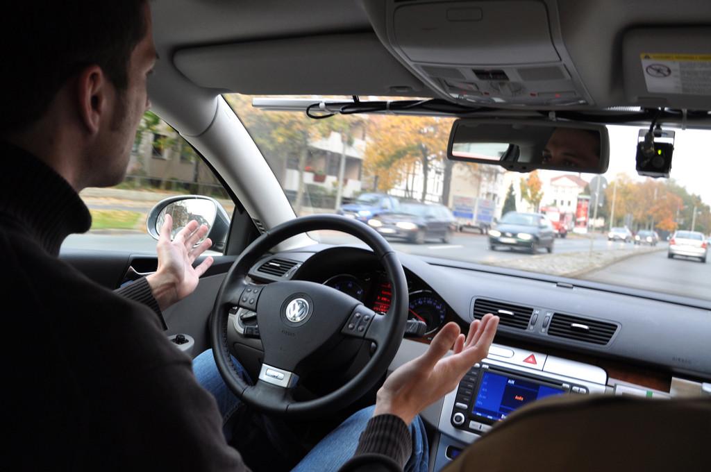Studie: Hochautomatisiertes Fahren bis 2020 möglich . © spothits/Auto-Medienportal.Net/Universität Braunschweig