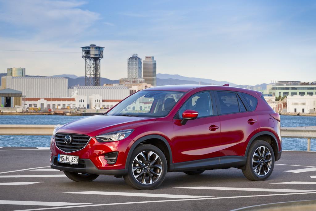 Mazda mit bestem November-Absatz seit neun Jahren. © spothits/Auto-Medienportal.Net/Mazda