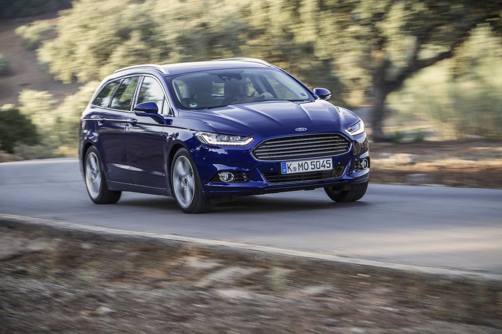 Ford bietet Firmenkunden Langzeittestfahrten. © spothits/Auto-Medienportal.Net/Ford