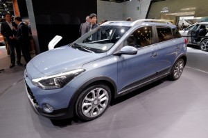 Hyundai i20 Active kommt im Januar. © spothits/Auto-Medienportal.Net/Manfred Zimmermann