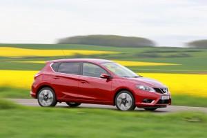 Kurztest Nissan Pulsar Acenta 1.6 DIG-T: Leistungsstarke Größe. © spothits/Auto-Medienportal.Net/Nissan