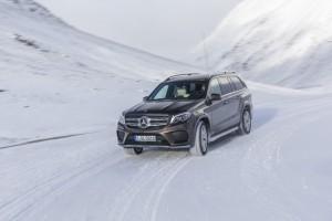 Mercedes-Benz GLS: S-Klasse fürs Gelände. © spothits/Auto-Medienportal.Net/Daimler