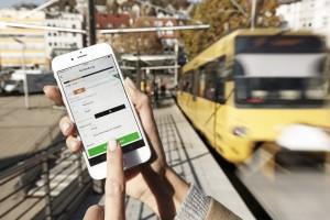 App von Moovel bezieht jetzt auch ÖPNV mit ein. © spothits/Auto-Medienportal.Net/Moovel