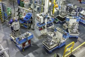 Mercedes-Benz-Werk Gaggenau voll ausgelastet. © spothits/Auto-Medienportal.Net/Daimler