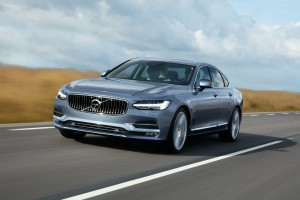 Detroit 2016: Volvo steigt mit dem S90 in die Oberklasse ein. © spothits/Auto-Medienportal.Net/Volvo