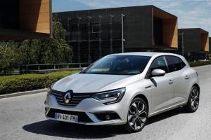 Renault Mégane kommt mit fünf Jahren Garantie. © spothits/Auto-Medienportal.Net/Remault