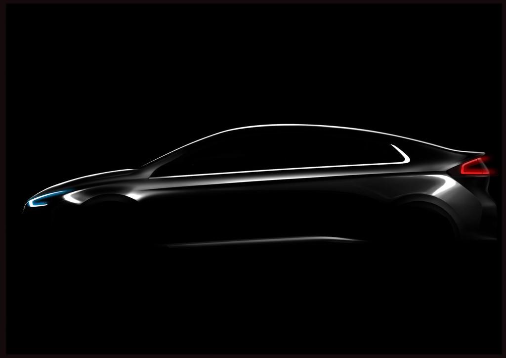 Hyundai bringt Elektrofahrzeug Ioniq. © spothits/Auto-Medienportal.Net/Hyundai