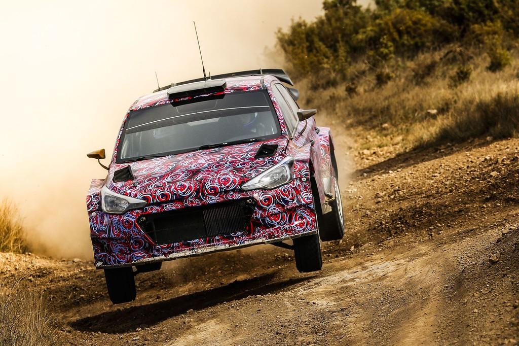 """Hyundai und die WRC: """"Es wird Zeit, dass wir die Bühne betreten"""". © spothits/Auto-Medienportal.Net/Hyundai"""