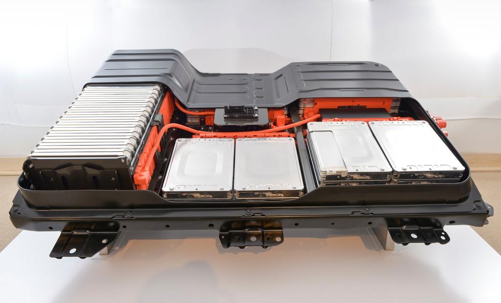 Nissan und Eaton geben Batterien ein zweites Leben. © spothits/Auto-Medienportal.Net/Nissan