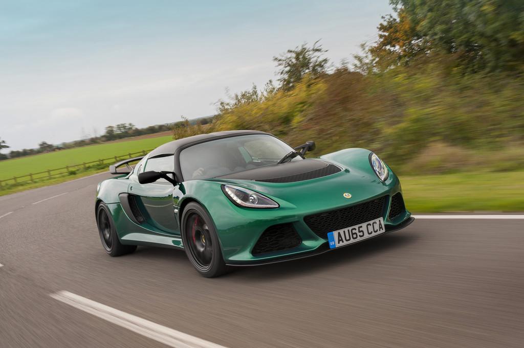 Noch mehr Lotus: Exige Sport 350 . © spothits/Auto-Medienportal.Net/Lotus