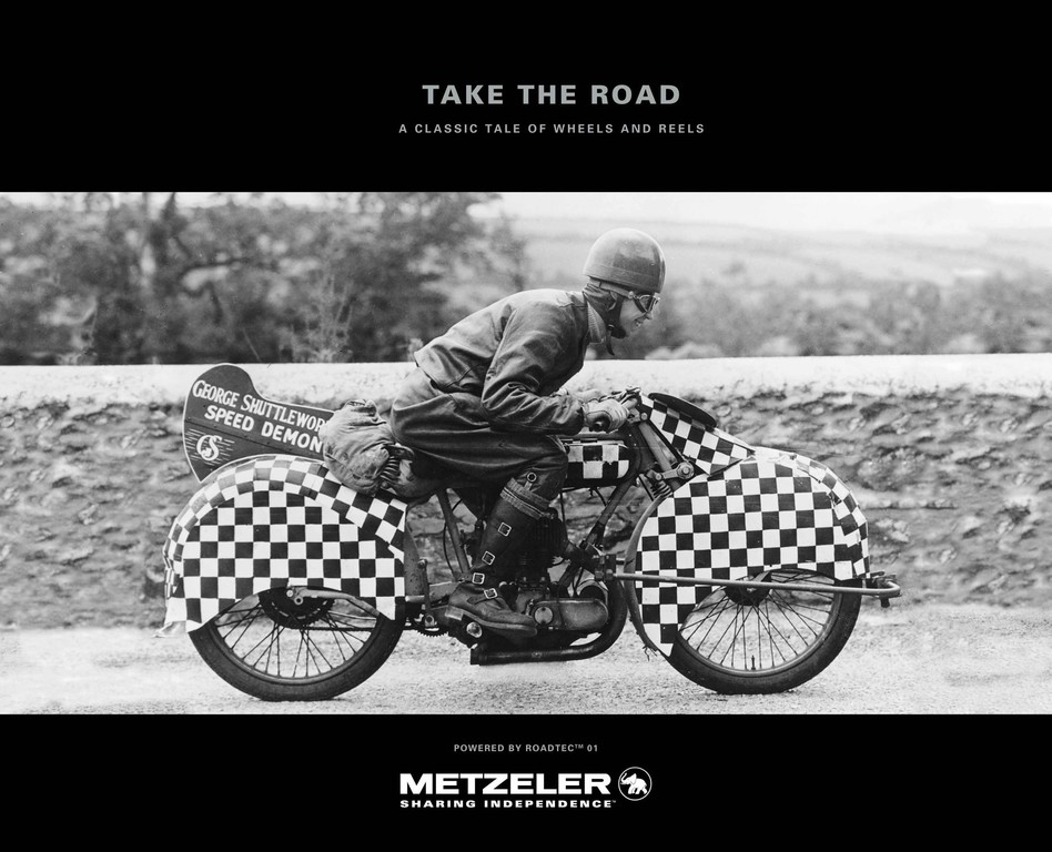 Kalender von Metzeler widmet sich Motorradfilmen. © spothits/Auto-Medienportal.Net/Metzeler
