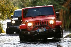 Jeep im Vorwärtsgang. © spothits/Auto-Medienportal.Net/Jeep
