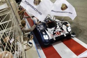 Porsche gibt Ausblick auf Motorsport-Jahr 2016. © spothits/Auto-Medienportal.Net/Porsche