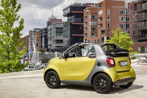 Smart Fortwo Cabrio bestellbar. © spothits/Auto-Medienportal.Net/Daimler