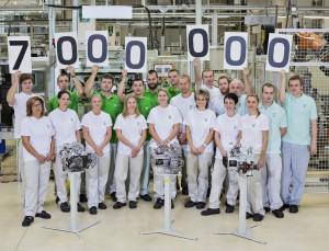 Skoda-Werk produziert sieben Millionen Schaltgetriebe. © spothits/Auto-Medienportal.Net/Skoda
