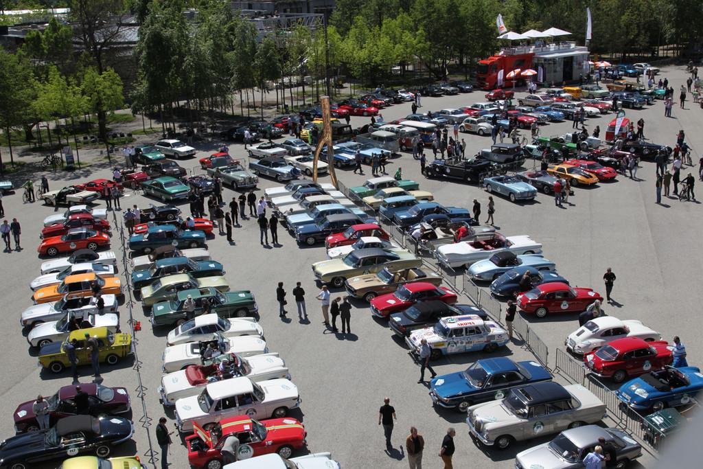 Bodensee-Klassik startet am 5. Mai. © spothits/Auto-Medienportal.Net/AutoBildKlassik
