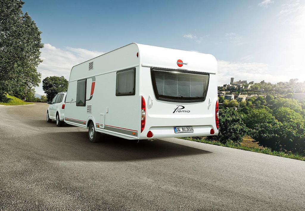 CMT 2016: Bürstner präsentiert neuen Caravan Premio. © spothits/Bürstner