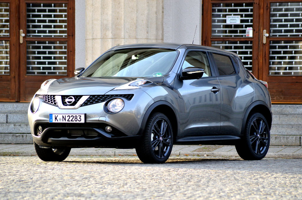 test nissan juke 1 6 dig t 4x4 tekna bitte l cheln spothits. Black Bedroom Furniture Sets. Home Design Ideas