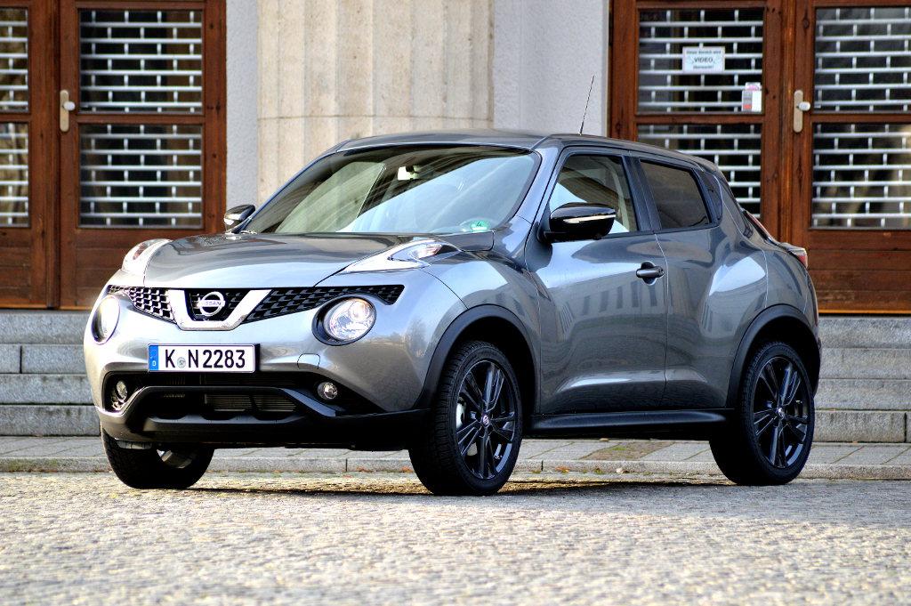 Test Nissan Juke 1.6 DIG-T 4x4 Tekna: Immer ein Lächeln im Gesicht. © spothits