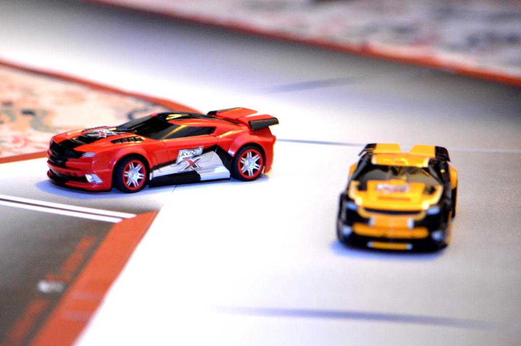 Test RealFX: Autorennen in einer neuen Dimension. © spothits