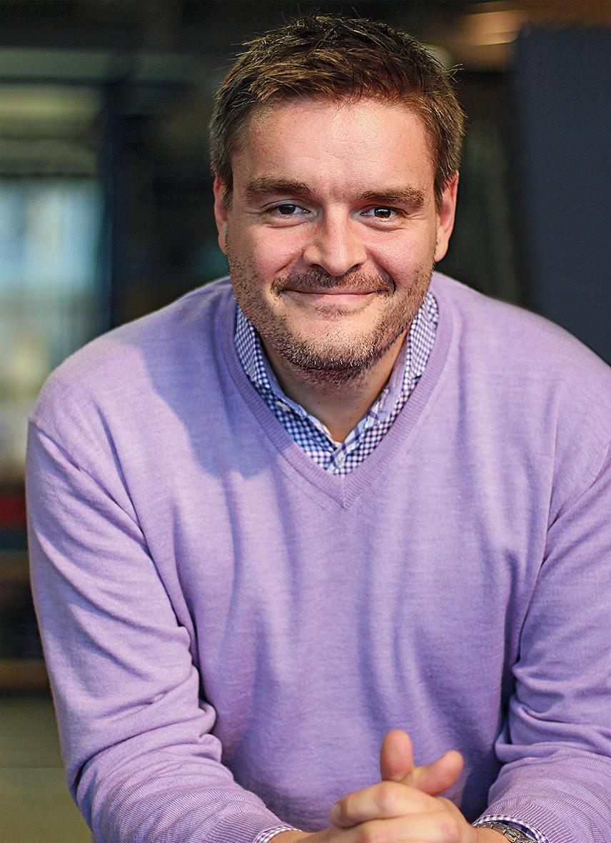 Dirk Fohr verstärkt Geschäftsleitung bei Niesmann. © spothits/Niesmann Caravaning