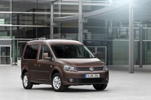 Volkswagen bittet Caddy in die Werkstätten. © spothits/Auto-Medienportal.Net/Volkswagen