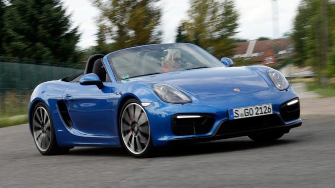 Das sind die wertstabilsten Autos. © spothits/Auto-Medienportal.Net/Porsche