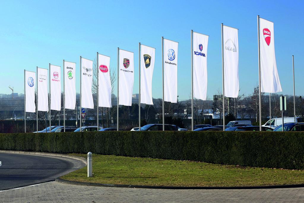 Volkswagen-Konzern im Großkunden-Geschäft erfolgreich. © spothits/Auto-Medienportal.Net/Volkswagen