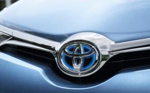 Toyota bleibt die Nummer 1. © spothits/Auto-Medienportal.Net/Toyota