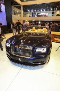Rolls-Royce lieferte knapp 3800 Autos aus. © spothits/Auto-Medienportal.Net/Thomas Bräunig