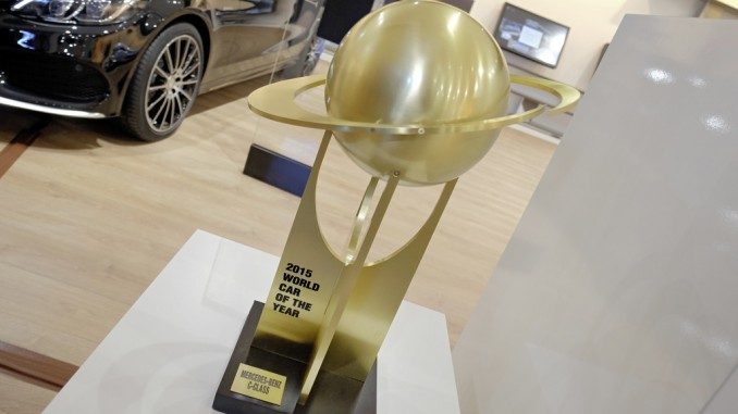 World Car of the Year 2016: Die Finalisten stehen fest. © spothits/Auto-Medienportal.Net