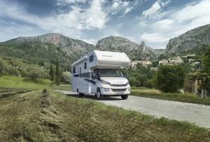 CMT 2016: Über 120 Premieren für die neue Campingsaison (1). © spothits/Auto-Medienportal.Net/Bimobil
