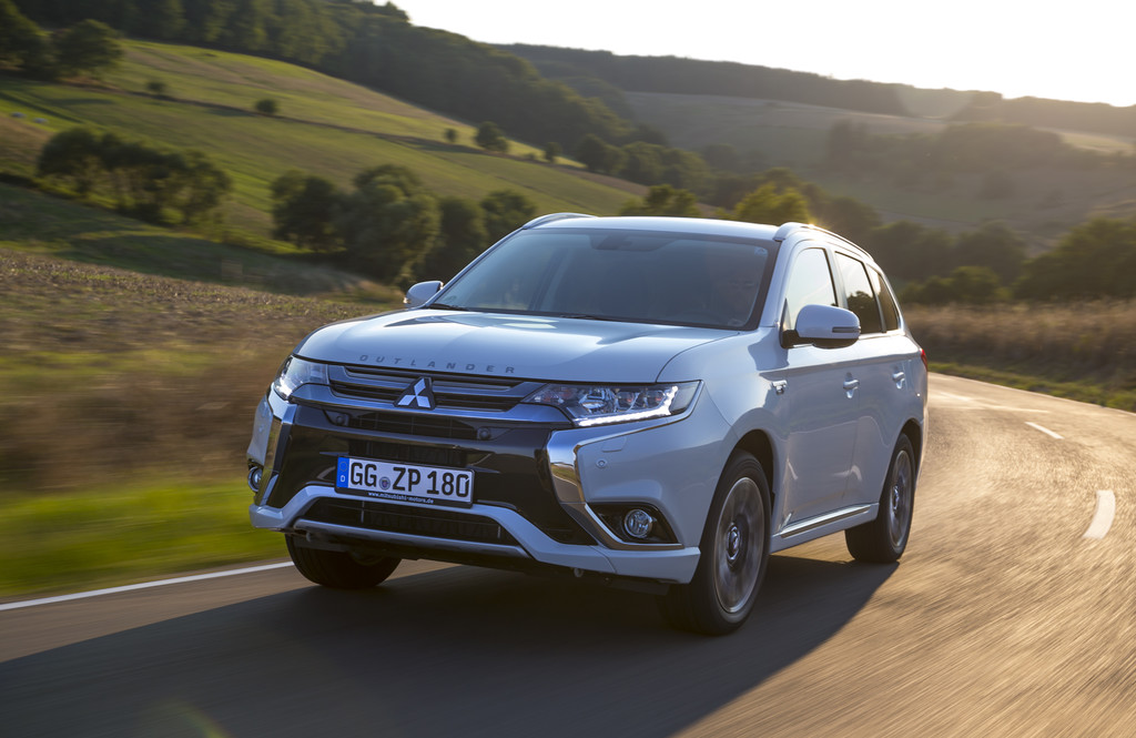 Mitsubishi erwirtschaftet Absatzplus in Europa. © spothits/Auto-Medienportal.Net/Mitsubishi
