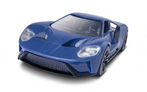 Detroit 2016: Ford GT als Kit für Kids. © spothits/Auto-Medienportal.Net/Ford