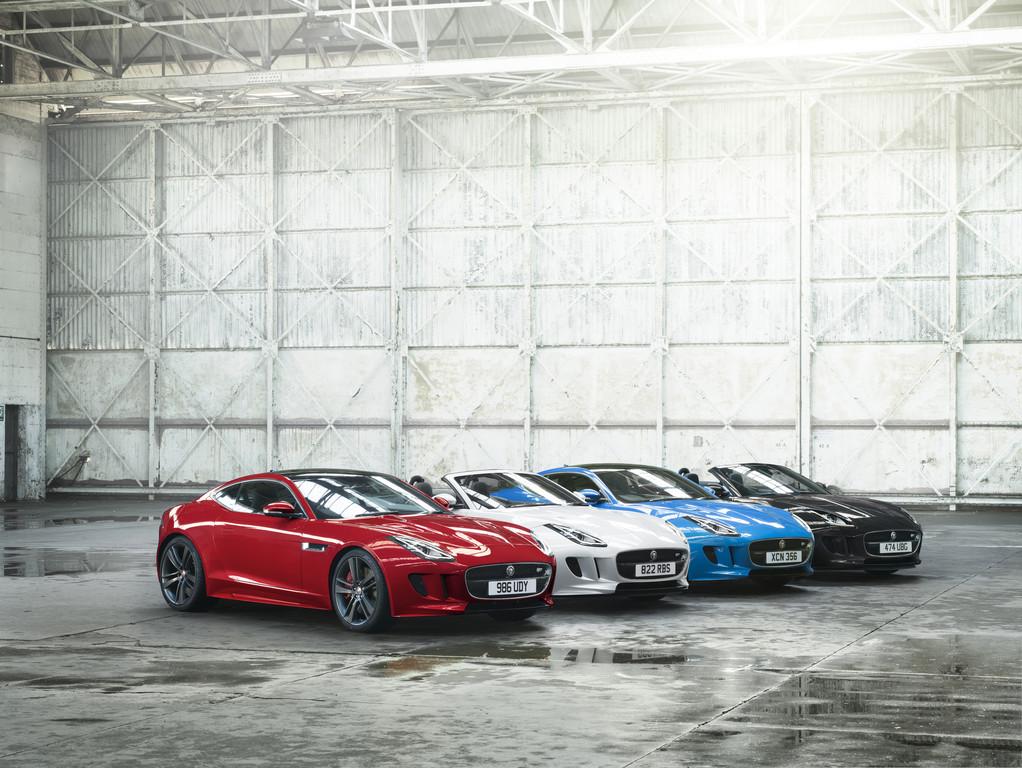 """Jaguar F-Type als """"British Design Edition"""". © spothits/Auto-Medienportal.Net/Jaguar"""