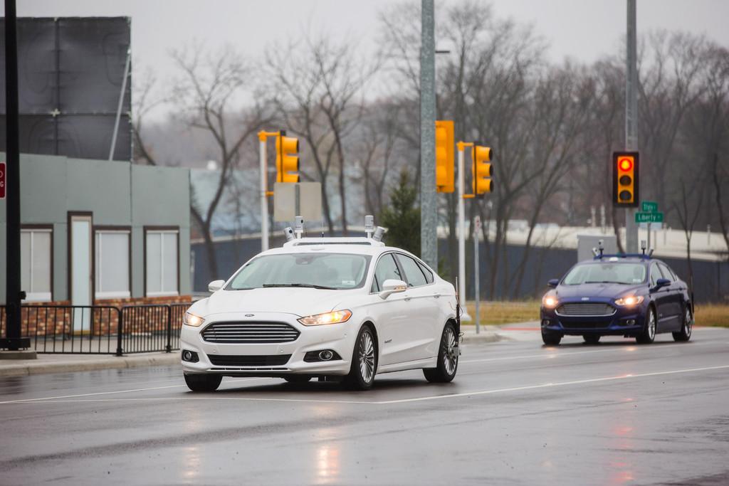 Ford verdreifacht autonome Flotte. © spothits/Auto-Medienportal.Net/Ford