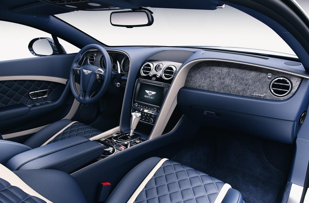 Bentley baut Steine ein. © spothits/Auto-Medienportal.Net/Bentley
