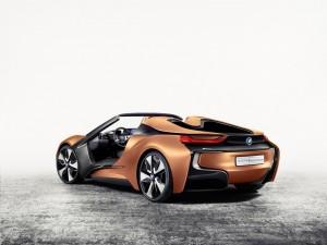 CES 2016: BMW lässt sich vom Kampfjet inspirieren. © spothits/Auto-Medienportal.Net/BMW