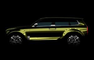 Detroit 2016: Kia enthüllt SUV-Studie. © spothits/Auto-Medienportal.Net/Kia