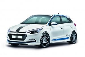 Hyundai i20 bekommt Turbo-Dreizylinder. © spothits/Auto-Medienportal.Net/Hyundai