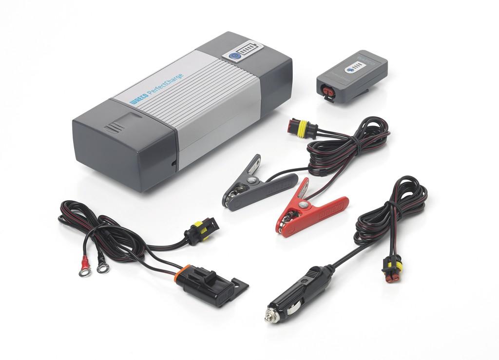 Waeco Perfect-Charge hält die Batterie fit. © spothits/Auto-Medienportal.Net/Dometic Waeco